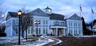 Rothesay city hall