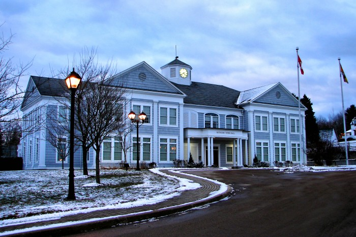 Rothesay city hall