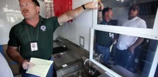 San Antonio Inspection
