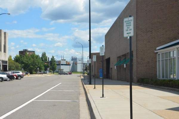 empty battle creek streets