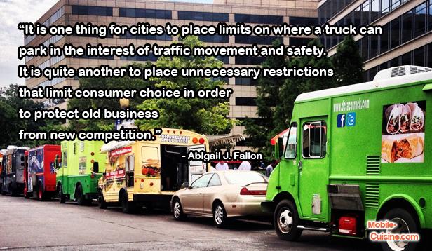 Abigail Fallon Food Truck Quote