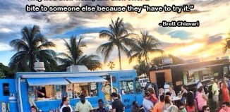 Brett Chiavari Cooking Quote