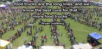 Bryan Goldberg Food Truck Quote