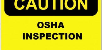 OSHA food truck inspection