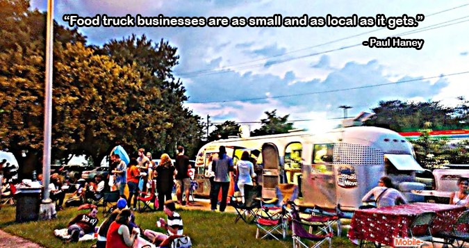 Paul Haney Food Truck Quote