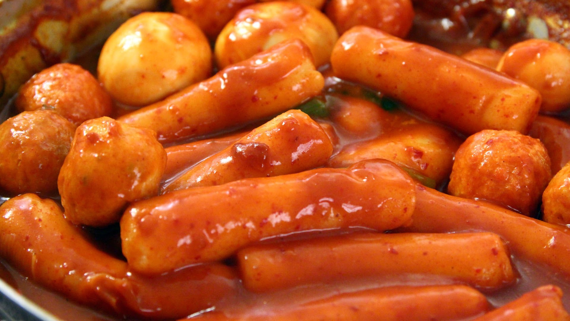 ramen recipes fried Tteokbokki: Rice Spicy Cakes Korean