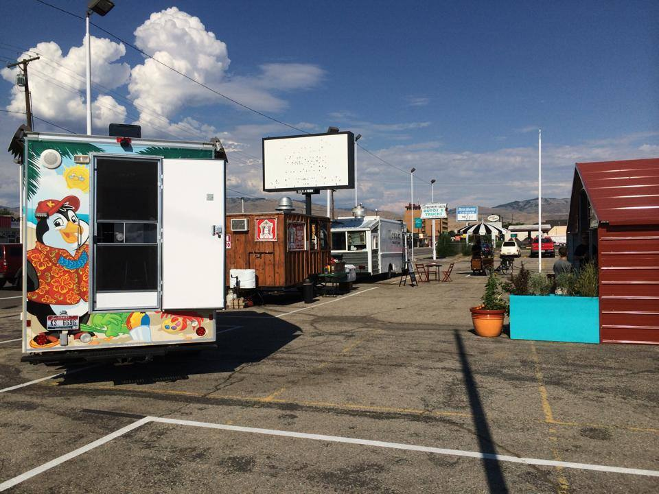 West End Food Park Idaho