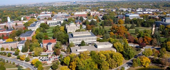 iowa state campus