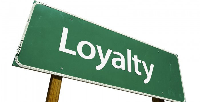staff and customer loyalty