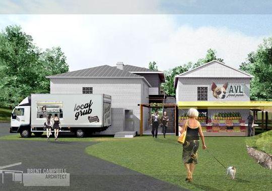 Asheville Food Park