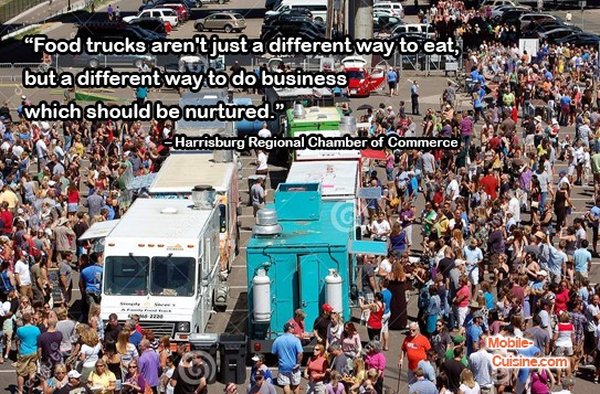 Chamber of Commerce Food Truck Quote