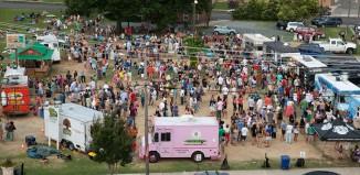 Charlotte Food Truck Friday
