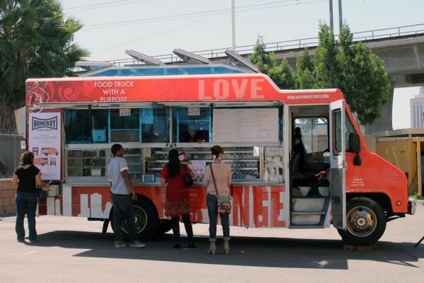 Homeboy Food Truck