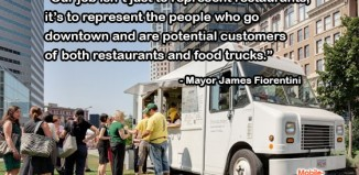 James Fiorentini Food Truck Quote
