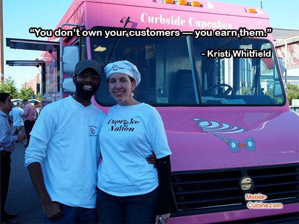 Kristi Whitfield Customer Quote