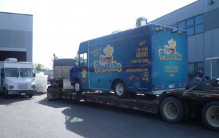 fall food truck maintenance checklist