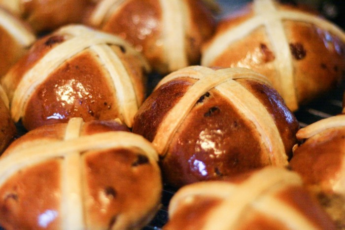 hot cross bun fun facts