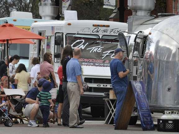 jacksonville food truck event