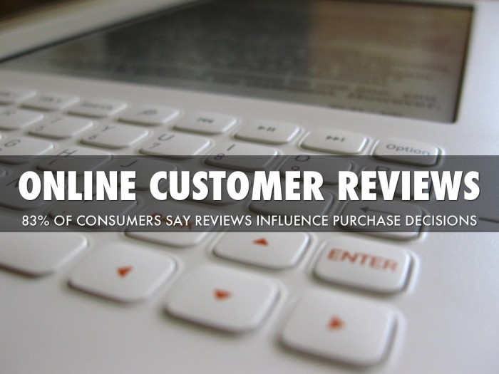get more online customer reviews