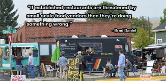 Brad Daniel Food Truck Quote