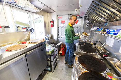 COEUR d'ALENE food trucks