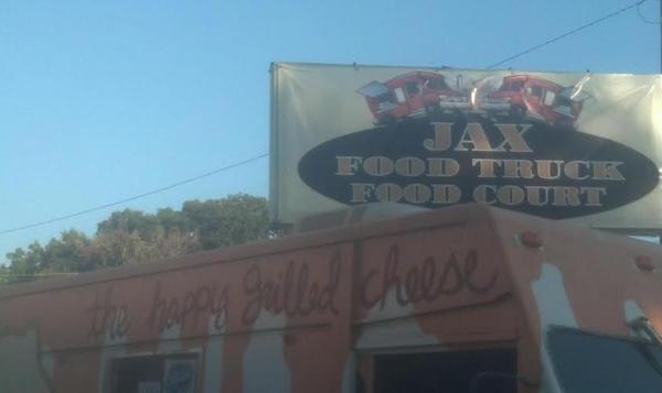 Jacksonville food truck court