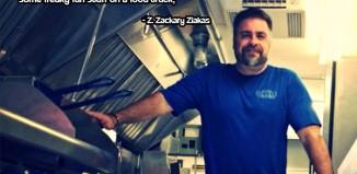 Zackary Ziakas Food truck Quote
