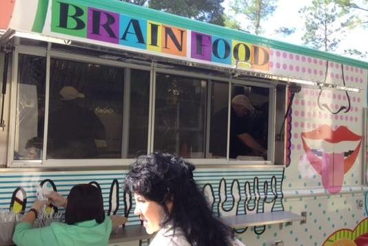 jacksonville high school food truck