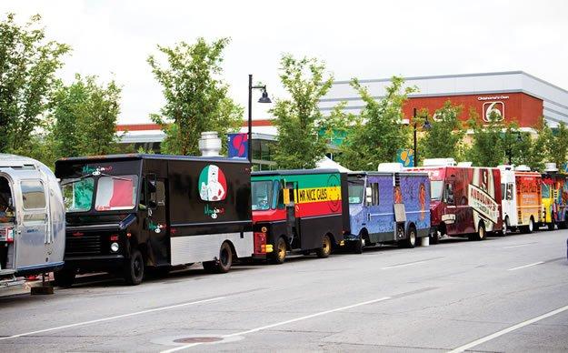 Ice Food Truck Okc