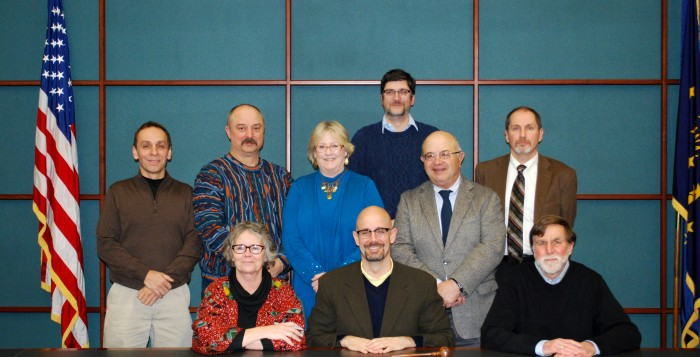 bloomington in city council