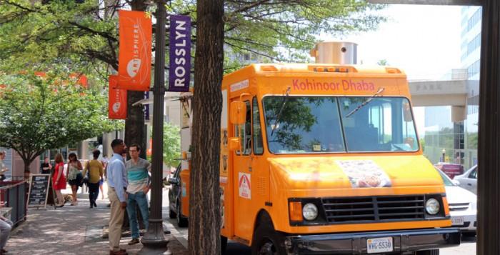 rosslyn food truck