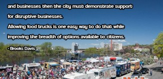 Brooks Davis Food Truck Quote