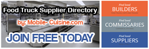 Food Truck Supplier Directory