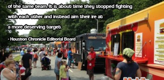 Houston Chron Food Truck Quote
