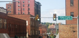 johnson city downtown