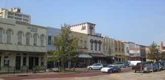tyler tx downtown