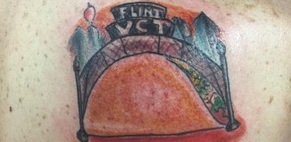 vehicle city taco tattoo