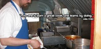Julia Child culinary quote