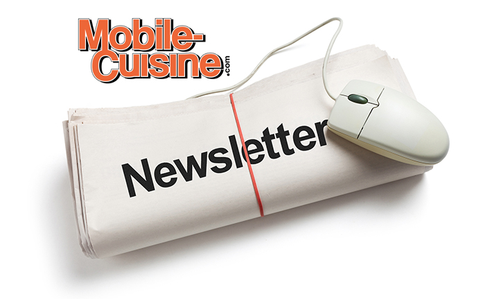 Mobile Cuisine Newsletter