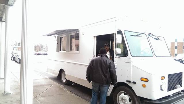 Buffalo TRUE BETHEL FOOD TRUCK