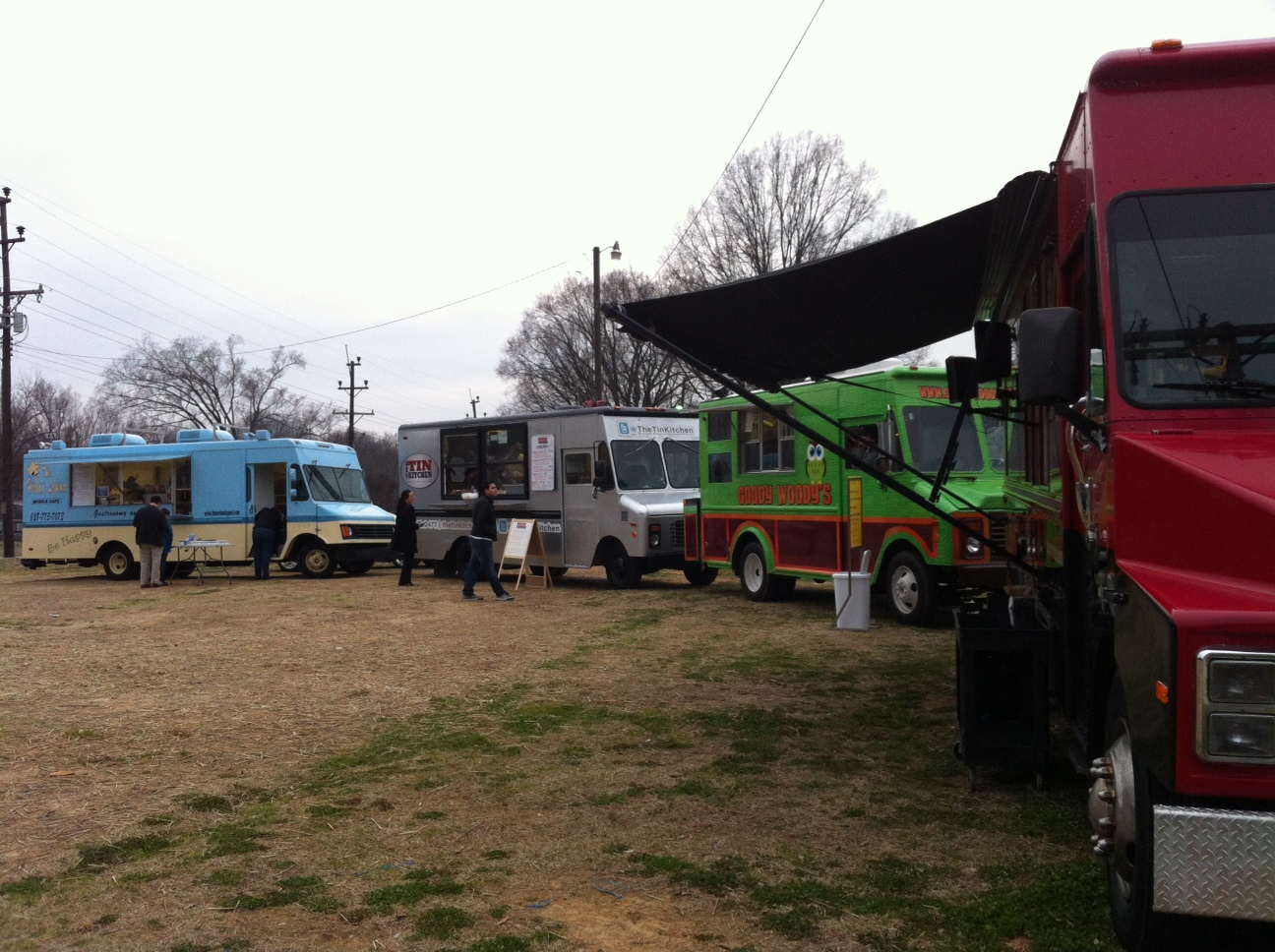 Charlotte Nc Food Truck Regulations