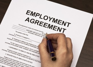 chef employment contract