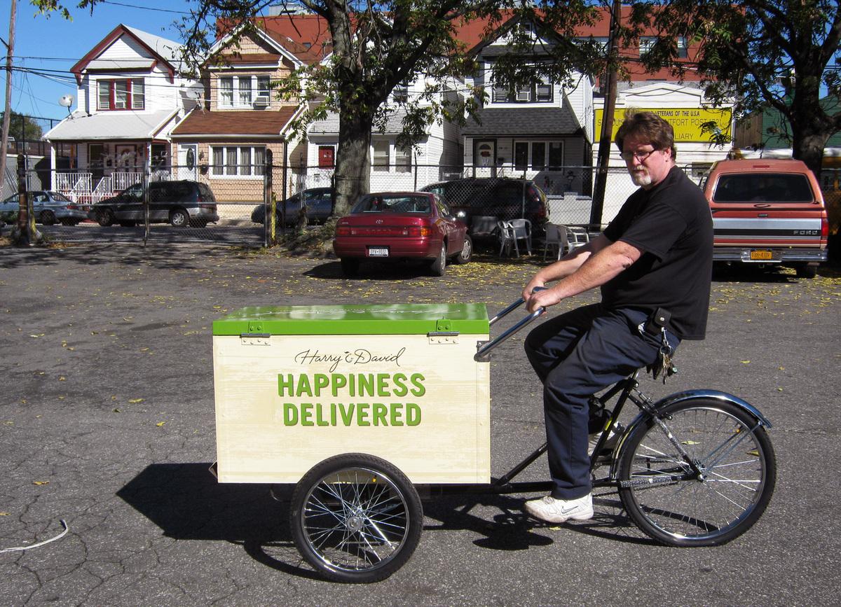 Photo Credit: Worksman Cycles