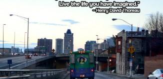 Henry David Thoreau Inspirational Quote