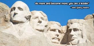 John Quincy Adams Inspirational Quote
