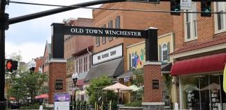 winchester va downtown