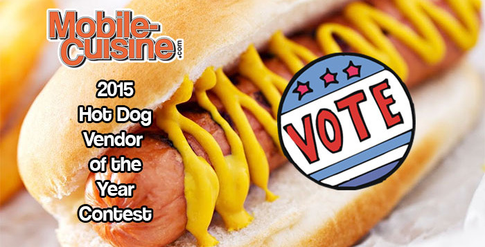 2015 Hot Dog Vendor Of The Year