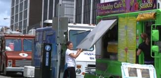 albany food truck line