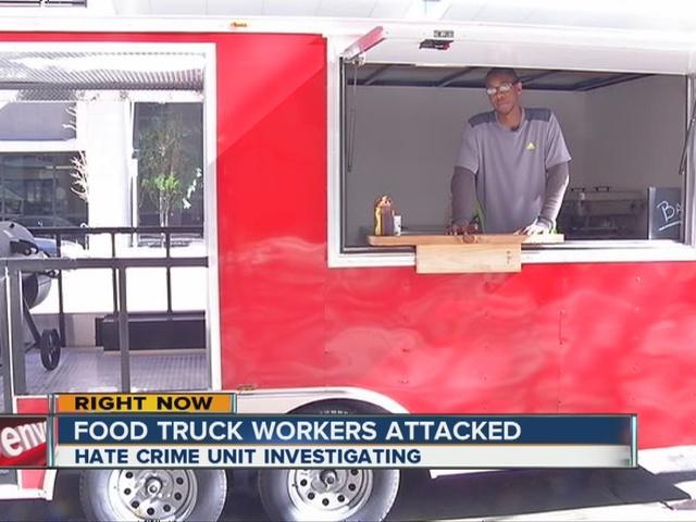 denver food truck racial slur