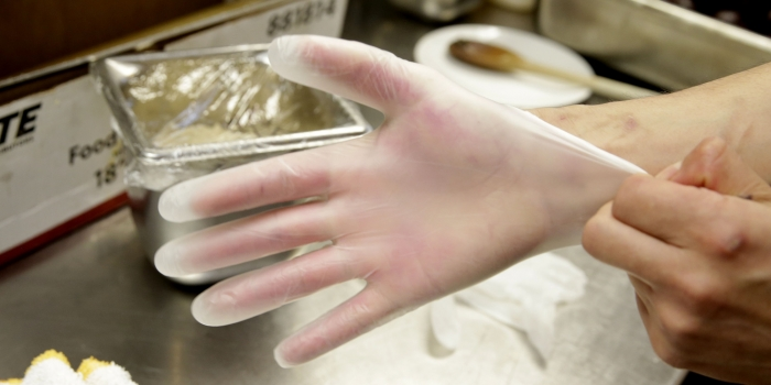 food truck gloves